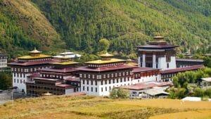 เมืองภูฏาน