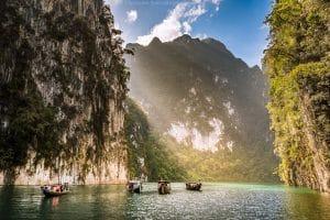 ที่เที่ยวสุดฮิตในไทย