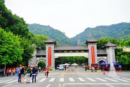 ที่เที่ยวสุดฮิตจีน